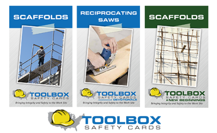 TOOLBOX Safety Cards